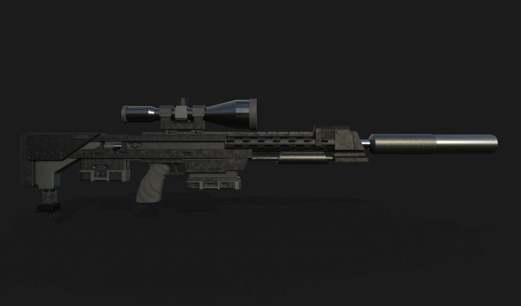 Textured Sniper Image